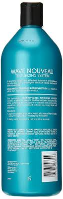 how to do a wave nouveau on natural hair amazon com wave nouveau moisturizer finishing lotion 33 8 oz