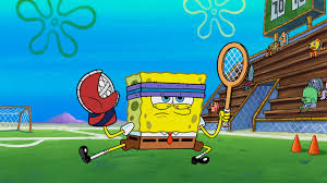 spongebob squarepants sweet victory half time performance