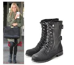 womens boots in fashion combat boots fashion history style