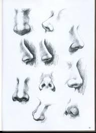 the nose drawing faces and figures joshua nava arts