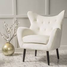 White Leather Accent Chair Wingback Chair Room Wing Accent Chair Where To Buy Accent Chairs