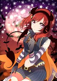 live halloween wallpaper love live halloween party maki promotion shop for promotional love