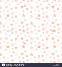 Kinder Schlafzimmer Farbe Isolierte Blasse Rosa Farbe Sterne Auf Weißem Hintergrund Muster