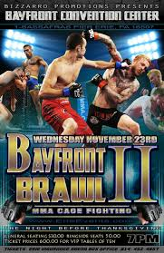thanksgiving box office title fight headlines bayfront brawl ii thanksgiving eve fight