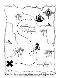 printable road trip scavenger hunt roadee download pirate map with clue printable treasure kids activity road trip scavenger hunt
