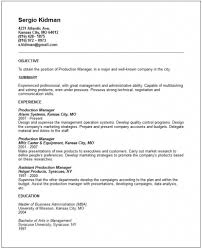 Sample Resume Format For Experienced It Professionals by Examples Of Resumes How To Make A Proper Resume Free Sample