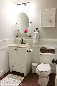 half bath crafty powder room decorating ideas best 25 decor on pinterest