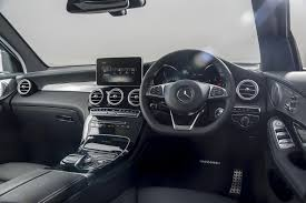 mercedes gls interior mercedes glc 350d 4 matic amg line 2017 review by car magazine