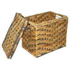 woven hanging file box nate berkus light to dark hanging