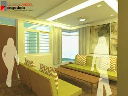 Home Design Exterior And Interior Exterior And Interior Renovation Of A One Storey Residence At