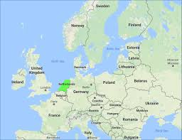 The Netherlands Map News From Mexico Bahrain And Netherlands