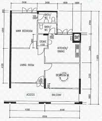 floor plans for 305 ubi avenue 1 s 400305 hdb details srx property