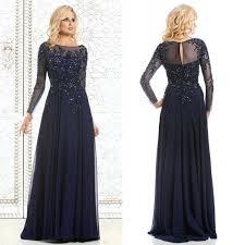 2016 long plus size mother of the bride dresses appliques bead
