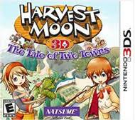 Harvest Moon Tale Of Two Towns Main Dish - harvest moon the tale of two towns review for nintendo 3ds