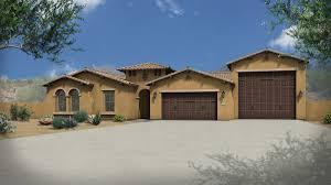 cholla with rv garage plan 5541 estates at the meadows maracay homes cholla with rv garage plan 5541