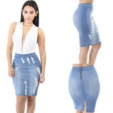 denim skirts ripped denim skirt simply chic style online store powered by