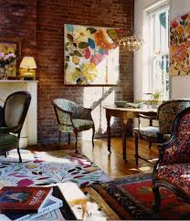 Floral Interiors Contemporary Use Of Floral Patterns