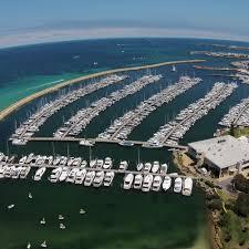 Forgotten Shore Map The Clipper Race Returns To Fremantle