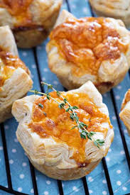 Does Puff Pastry Need To Be Blind Baked Mini Quiche With Puff Pastry U0026 Cheese Foodal