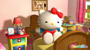 hello kitty animation 3d animation in hd youtube