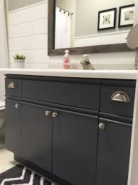 How To Paint A Vanity Top Best 25 Painting Laminate Cabinets Ideas On Pinterest Paint