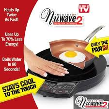 Nuwave Precision Induction Cooktop Walmart Boil Water In 90 Seconds With The Nuwave Precision Induction