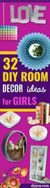 42 adorable diy room decor ideas for girls diy joy