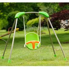 siège bébé pour portique portique bébé pliable métal et siège plastique baby k 118 x 142 x