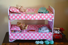 Free Patterns For Doll Bunk Beds by American Travel Case With Bunk Bed Travelling With Two