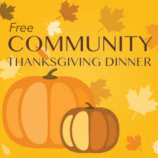 free thanksgiving dinner at pleasant grove church of mount