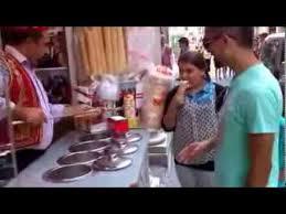 ary abittan cuisine turque un vendeur de glace turc très marrant