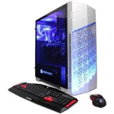 Gaming Desk Top Cyberpower Pc Gamer Ultra Gua4600 Gaming Desktop Amd Fx 4300