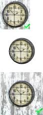 oversized clocks wall clock for home gym 12 000 wall clocks