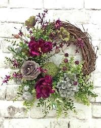 door wreaths wreath for front door mesmerizing beautiful front door