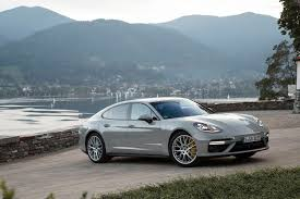 porsche panamera turbo 2017 white 2017 porsche panamera turbo review gtspirit