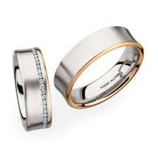 christian bauer rings matching pair brushed concave wedding rings christian bauer