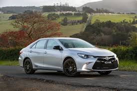 new toyota lineup rz special joins toyota camry u0027s australian lineup