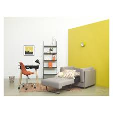 Armchair Sofa Beds 341790 2 Colombo Grey Fabric Armchair Sofa Buy Now At Habitat Uk