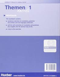 themen aktuell 1 bilingual workbook esb 9783192516900 amazon