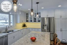 shaker style cabinets are they here to stay home remodeling