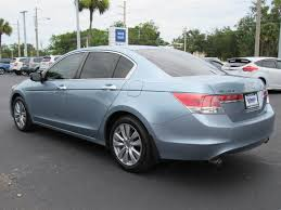 used one owner 2012 honda accord ex l daytona beach fl ritchey