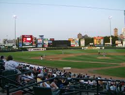 How To Build A Baseball Field In Your Backyard Frontier Field Wikipedia