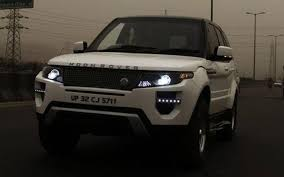 burgundy range rover identical twins indian tuner u0027s tata safari does range rover