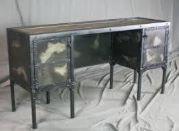 combine 9 industrial furniture u2013 this new industrial desk is
