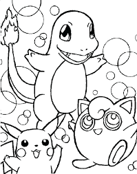 coloring pages for pokemon characters coloring pages of pokemon characters color download castvertising com