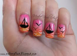 make nail art july 2015