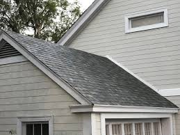 these are tesla u0027s stunning new solar roof tiles for homes techcrunch