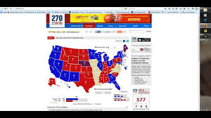 Nbc Election Map by Hillary Clinton Vs Rand Paul Jeb Bush 2016 Presidential Election
