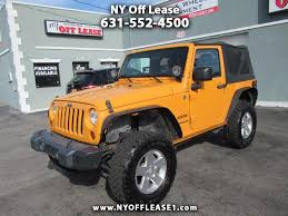 jeep wrangler orange used jeep wrangler for sale valley stream ny cargurus