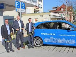 Stadt Bad Krozingen Stauss E Mobil U201c Für Alle Klimaschutz Durch Elektro Mobilität